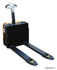 Electric Pallet Truck with 3300 lb Capacity - 25X48 Forks AGM