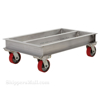 Aluminum Channel Dolly a 2000 Lb. capacity 40w X 42L Part #: ACP-4042-20