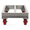 Aluminum Channel Dolly s 2000 Lb. capacity 40w X 42L Part #: ACP-4042-20