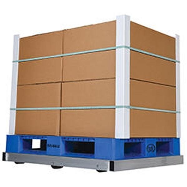 Aluminum Pallet Dolly No-Ti4000 lb. capacity. Size: 40 X 48. Vestil Part #: DOL-4048-6NT