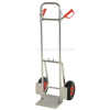 Folding dolly with urethane flat free wheels. Nose plate folds up to make it more flat. Flat-Free with Black Urethane Tires Part #: DHHT-250A-FD-UBKF