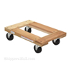 Picture of Hardwood Dolly Open Deck 1.2k Lb 16 X 24