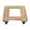 Picture of Hardwood Dolly Open Deck 1.2k Lb 24 X 36