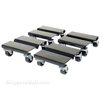Picture of Steel Dolly Set 4 Included 8l In X 8w In
