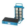 Machinery Skates Adjust 24 Ton Capacity Vestil Part #: ASKT-24