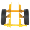 Picture of Adjustable Panel Dolly 500lb 21x15x11.5 - PLDL-ADJ-10FF