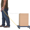 Plastic washable dolly with pull rope is great for the food service industry. Vestil Part #: POS-1624-ROPE