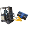 Fork Truck Drum carrier/rotator forklift extension. Part# DCR-205-20
