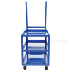Stockpicker cart for industrial use High duty 1000 lb capacity.  Part SPS-HD-2852