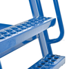 High Frame Cart 28 X 52 Mold-On-Rubber casters, #: SPS-HF-2852 zoom