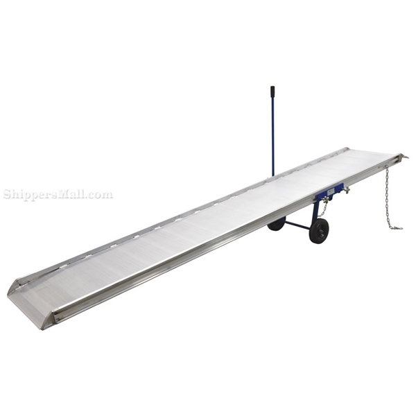 Moving Cart Addon For Exsisting Walk Ramps Model #: AWR-R-CART-OPTION-GRP