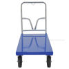 "Steel Platform Truck 3600 lb. Capacity 24 X 48 with 8""x2"" Glass Filled Nylon casters."