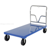 "Steel Platform Truck 3600 lb. Capacity 30 X 60 with 8""x2"" Glass Filled Nylon casters. Part #: SPT-3060"