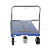 "Steel Platform Truck 3600 lb. Capacity 30 X 60 with 8""x2"" Glass Filled Nylon casters. Part #: SPT-3060 Rear"
