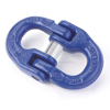 Grade 100 Alloy (Grade 100) Coupling Links, Chain Rigging Component,