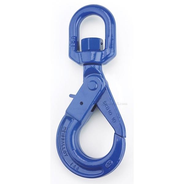 V10 Swivel Self-Locking Hook (Grade 100)