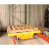 Pallet Rack-Containment Sump with Drain, p/n; PRS-51-D and PRS-51-ND a