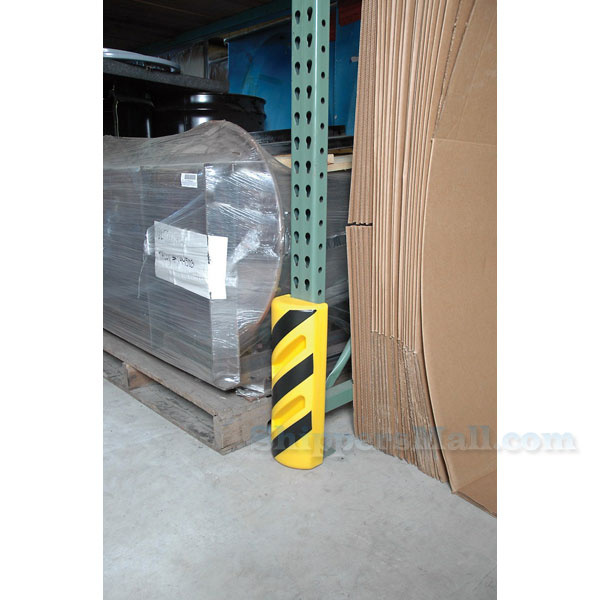Pallet Rack Protector 15-1/2 In Height, P/N: VMRP-15