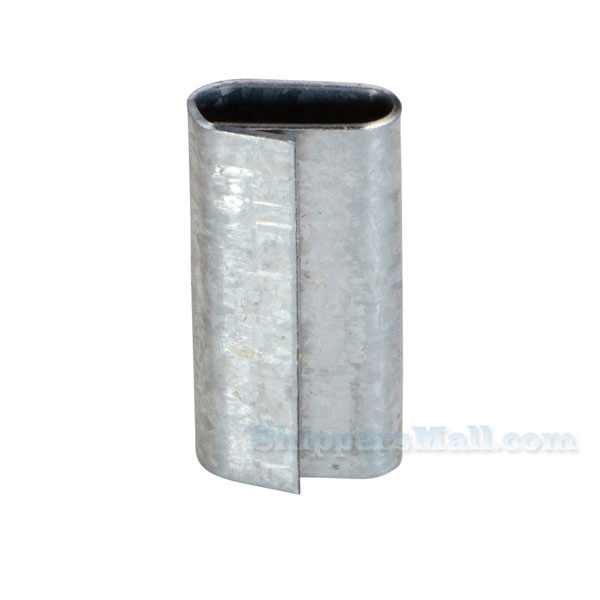 "1/2"" Seals for Poly Strapping  PSEAL-12"