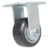 Mold On Rubber (On Aluminum) Casters Rigid Model: CST-VE-4X2MRA-R