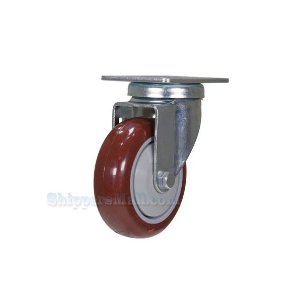 High quality Caster, for industrial use, polyurethane casters, Model; CST-B28-PU-GRP