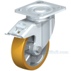 German Made High Quality Nylon Casters p/n: CST-ALH-5X2EX-SWTB