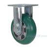German Industrial Caster, polyurethane-elastomer, Model; CST-ALEH-6X2SO-R