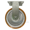 Industrial Caster, extra hd kingpinless casters, Model; CST-APKING-8X3PU-R