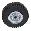 Industrial wheels, solid rubber wheels, Model; WHL-WHL-AVLE-10SR-ZZ