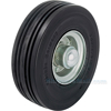 Solid Ruibber Industrial wheels, solid rubber tires, Model; WHL-AVLE-10SR-RB