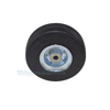 Solid Ruibber wheels, solid rubber tires, Model; WHL-AVLE-10SR-RB