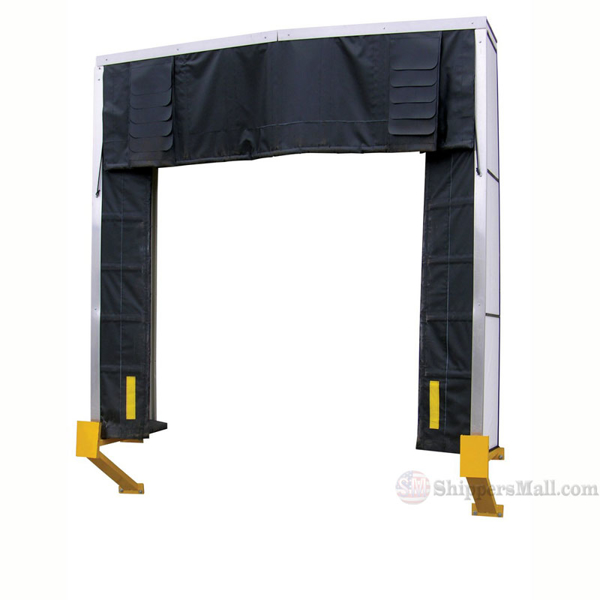 Truck Loading dock shelter D-750-24 a