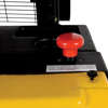 "Double Mast Fully Powered Electric Stackers up to 125"" High kill button"