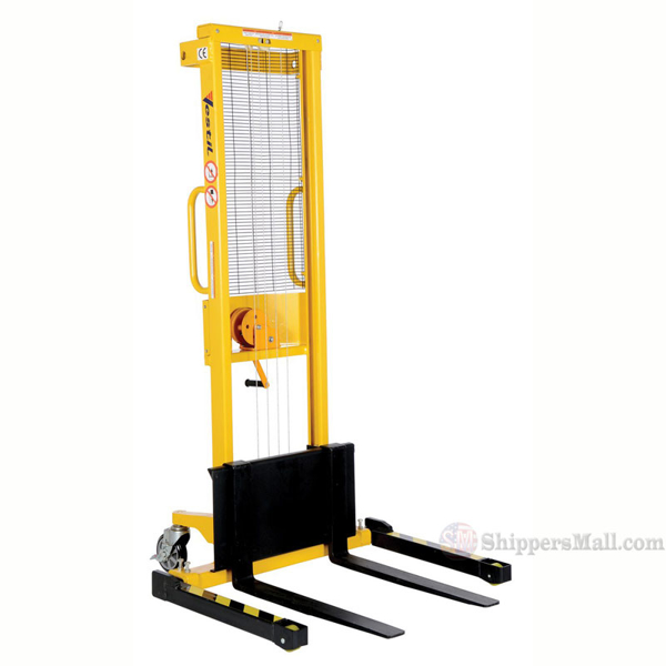 Manual Hand Winch Stackers  Model: VWS-770-AA and VWS-770-FF