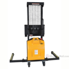 Electric Winch Stacker / Adjustable Legs & Forks - VWS-770-AA-DC b