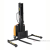 Narrow Mast Semi-Electric Stackers with Powered Lift w 1500 lb. Capacity