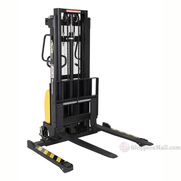 Combination Hand Pump & Electric Stacker - SE-HP-98-AA