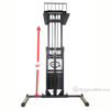 "Combination Hand Pump & Electric Stacker - SE-HP-98-AA 98"" High"
