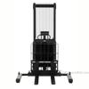 "Stacker with Powered Lift - Adjustable Forks/ Adjustable Support Legs Forks Raise up to 63""  SL-63-AA  c"