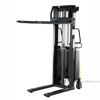 "SL-63-FF - Stacker with Powered Lift - Fixed Forks Over Fixed Support Legs / 63"" H a"