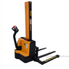 "Narrow Mast Stacker, Pwr. Lift & Drive 62""H Model: SNM15-62-AA a"