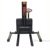 Narrow Mast Stacker with Powered Drive and Powered Lift SNM3-43-AA b