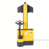 "Narrow Mast Stacker with Powered Drive and Powered Lift 62"" High, 2200 lb., Cap., 27"" Forks c"
