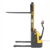 "Narrow Mast Stacker with Powered Drive and Powered Lift 62"" High, 2200 lb., Cap., 27"" Forks d"