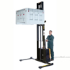 Full Powered Stacker with Power Drive and Powered Lift P/N: S-150-AA d